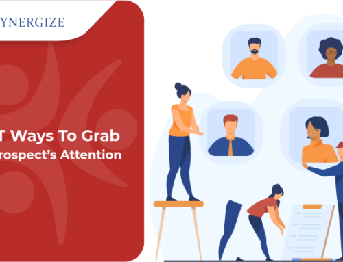 8 Hot Ways To Grab Your Prospect's Attention