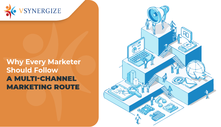 multichannel marketing plan strategically connects multiple channels into one, thriving, multi-channel communications approach