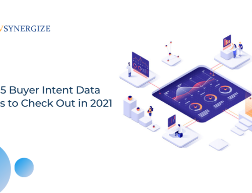 Top 5 Buyer Intent Data Tools to Check Out in 2021