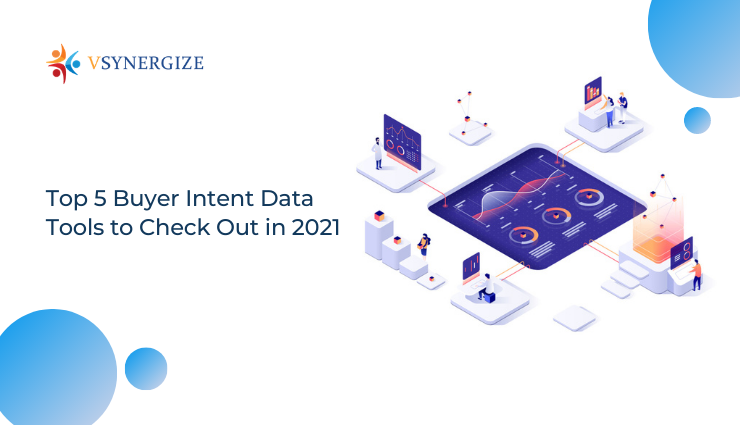List of Top Intent Data Providers 2021 - Vsynergize
